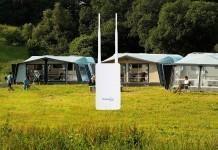 wifi versterker EZ Hotspot Extender