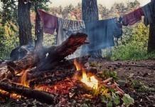 wildkamperen - wild kamperen