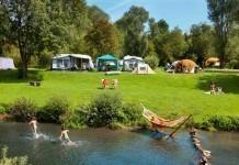 ANWB Charme camping in de Ardennen beoordeeld met 4 sterren