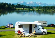 Camping in Beieren