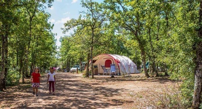 Camping Les 3