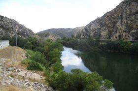 FINCA EBROASIS rivier de Ebro