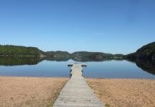 Pinnarp Camping Zweden
