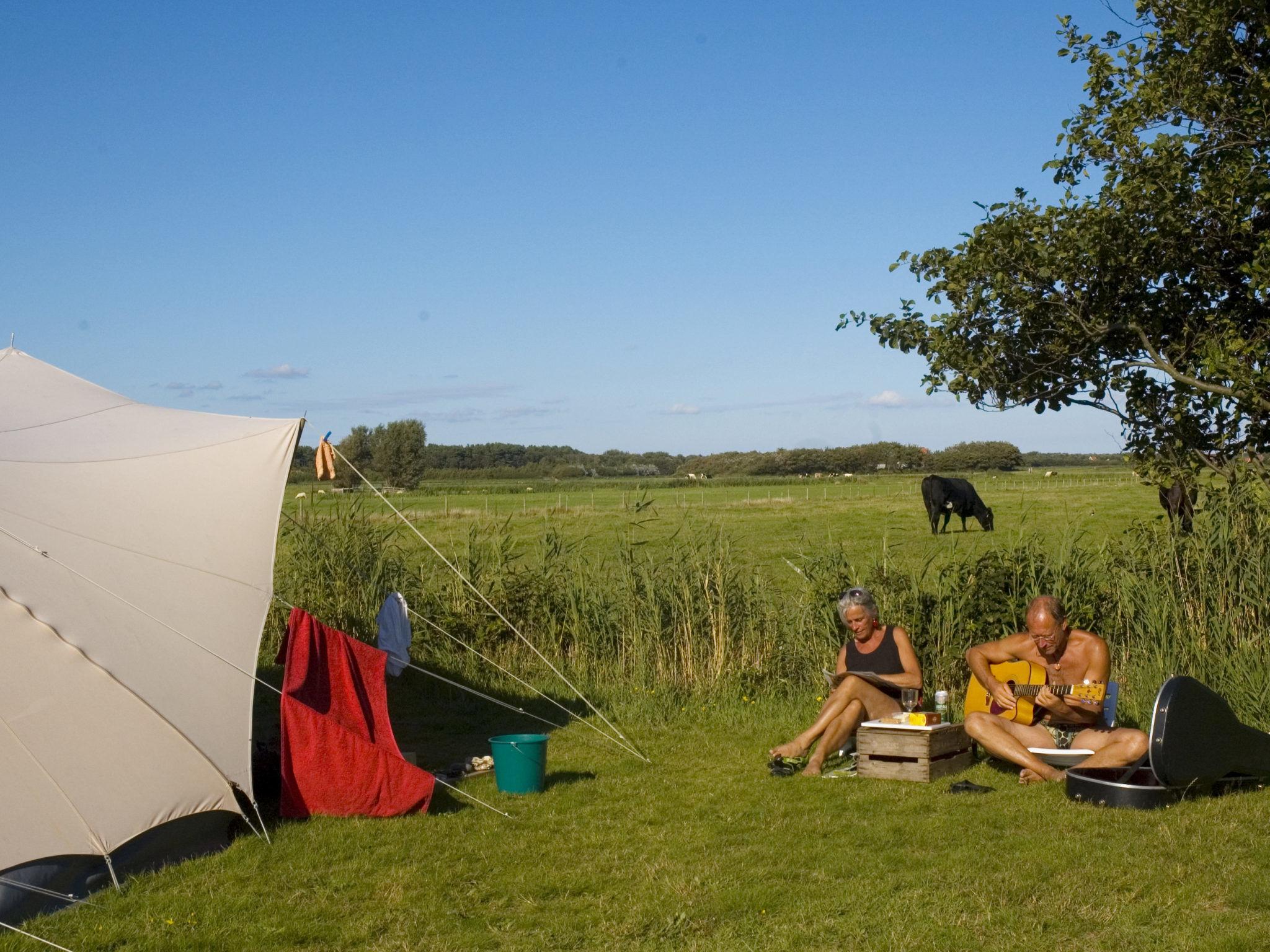 Oerol Camping Terschelling Camping De Kooi bij het