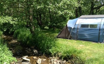 Camping Tonny