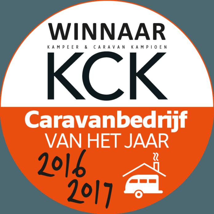 Caravanbedrijf van het jaar