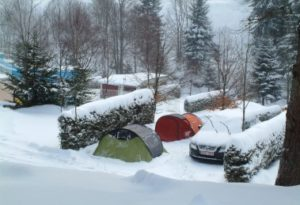 Belle Hutte winter
