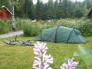 Stavn Camping og Hytter sommer