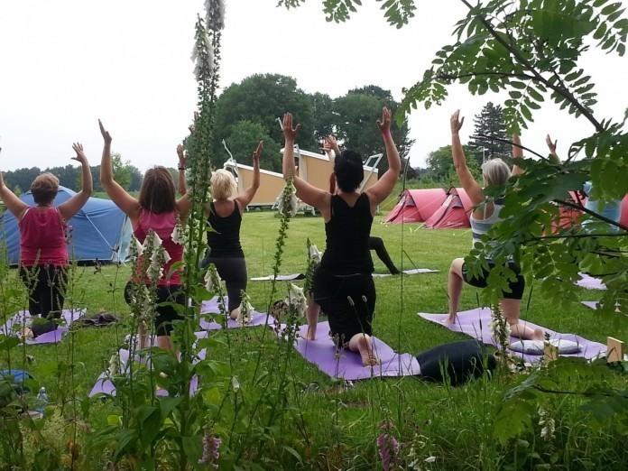 mediteren kamperen