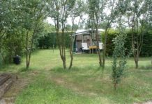 Camping Camp Redon in Cordes sur Ciel