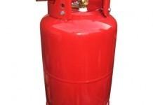 lpg tank of gasdamptank