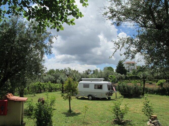 Camping Quinta Da Cerejeira