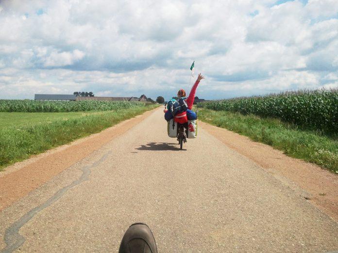 fietsroute natuurkampeerterreinen
