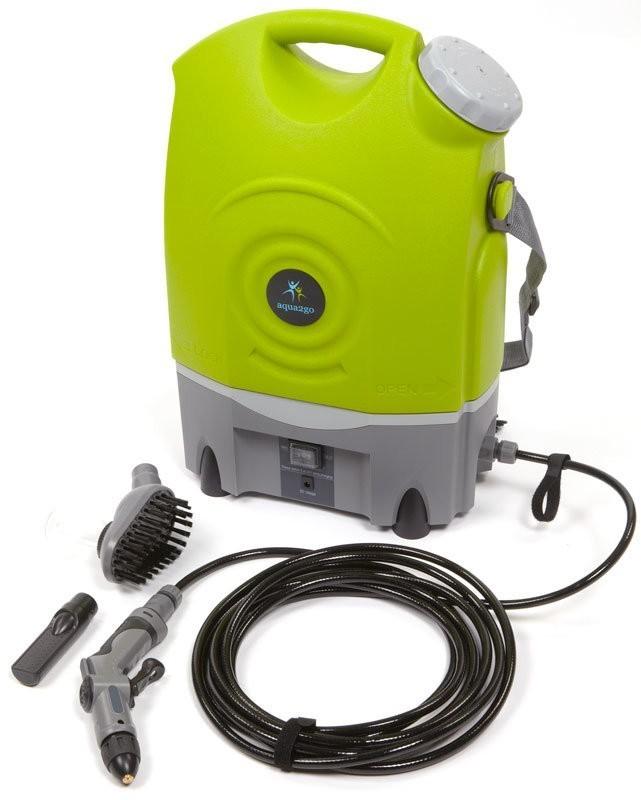 Aqua2go - mobiele hogedrukreiniger