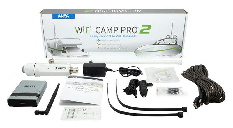 wifi camp pro2