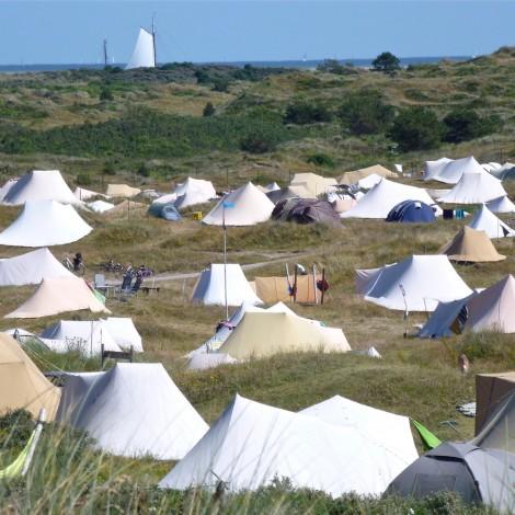 Camping Stortemelk, kamperen aan zee op het prachtige Waddeneiland Vlieland