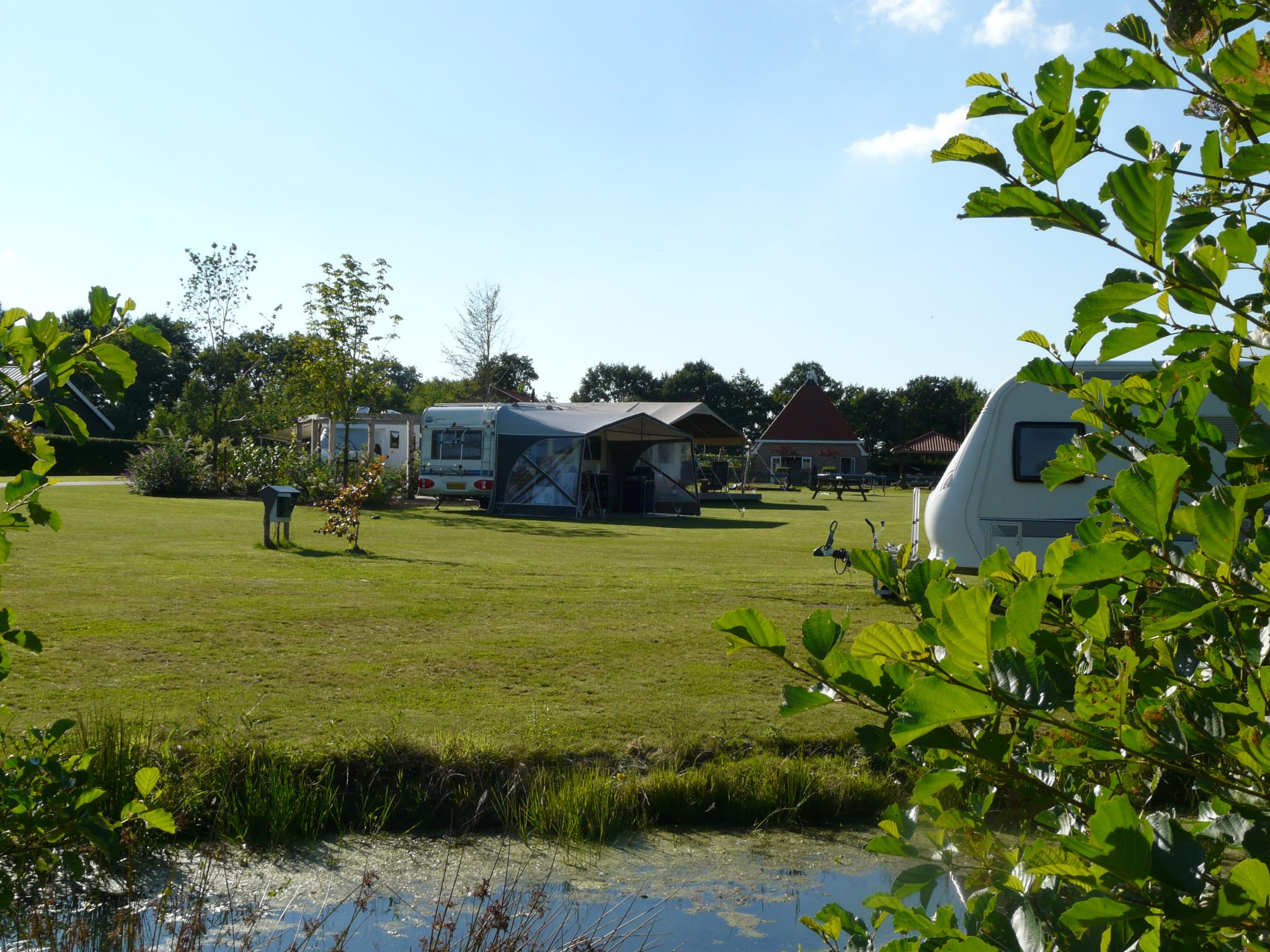 camping wedze in friesland kampeermagazine