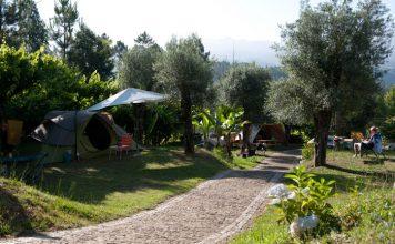 Camping dos Moinhos