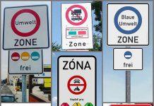 Europese milieuzones