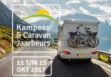 Kampeer & Caravan Jaarbeurs 2017