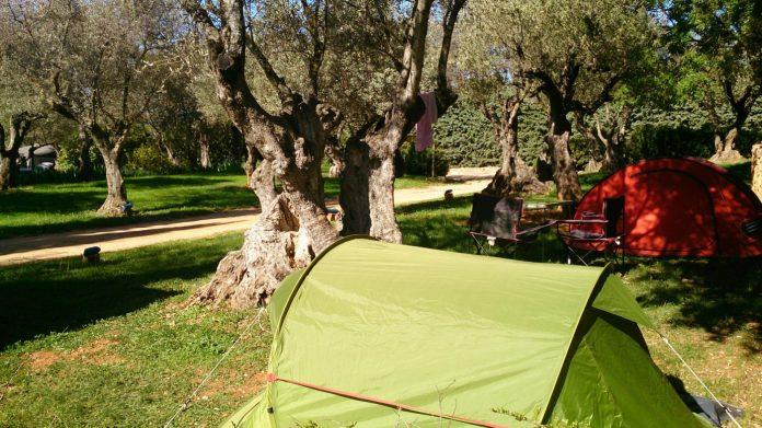 camping alquezar