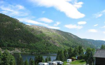 camping Fjordgløtt