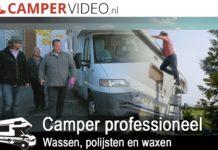 Camper wassen