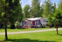 Camping Le val de Bonnal