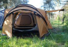 Camping Corgo do Pardieiro