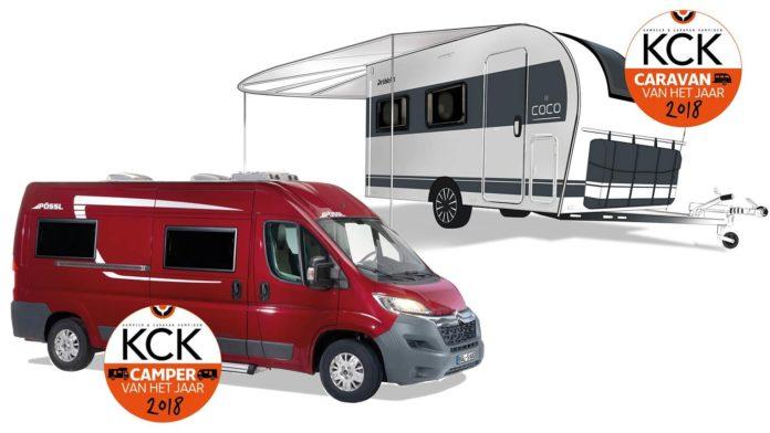 innovatieve caravan en camper