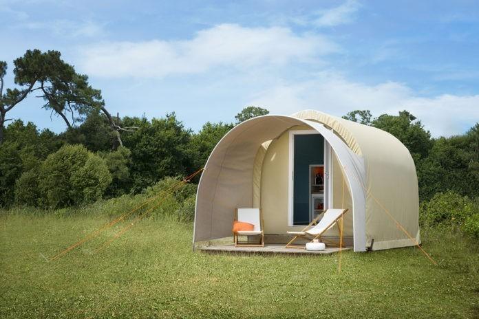 Camping Val de l'Arre