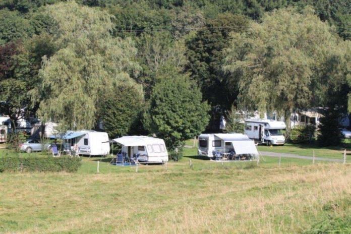 camping L'Eau Rouge