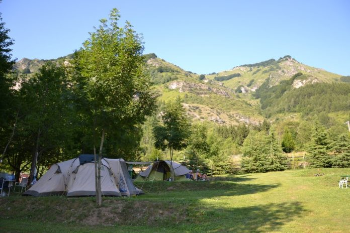 Camping Valle Gesso
