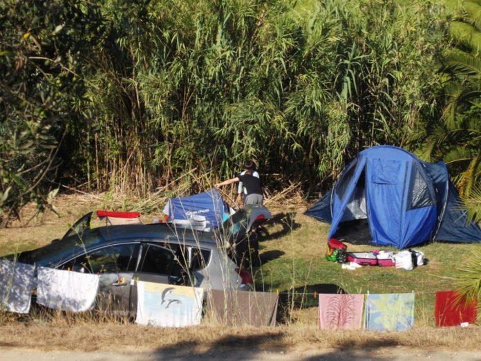 Camping Termas Da Azenha