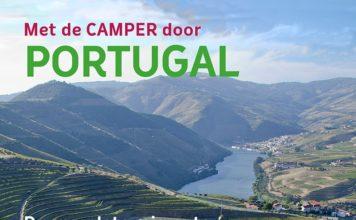 CAMPER door Portugal