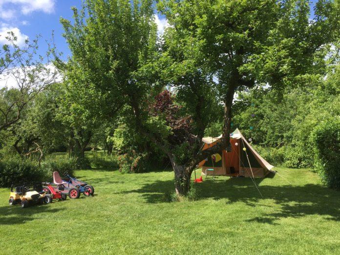 Nieuw kampeerseizoen