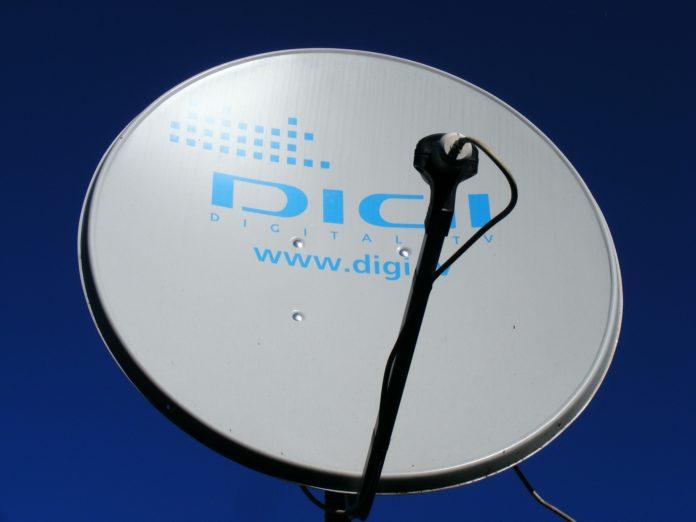 satelliet tv - schotel tv