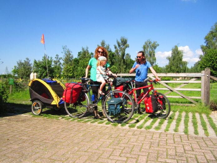 Natuurkampeerroute Drenthe