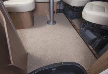 caravan of camper tapijt