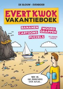 evert kwok vakantieboek