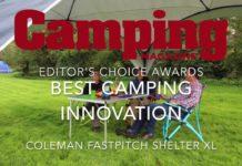 kampeer en outdoorkit