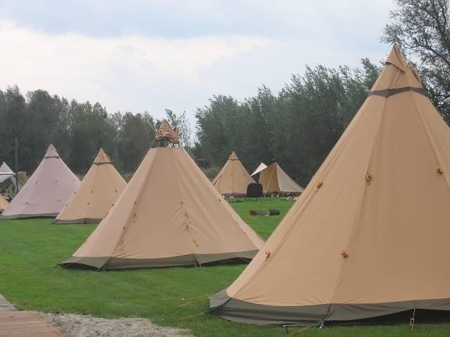 Tentipi tent