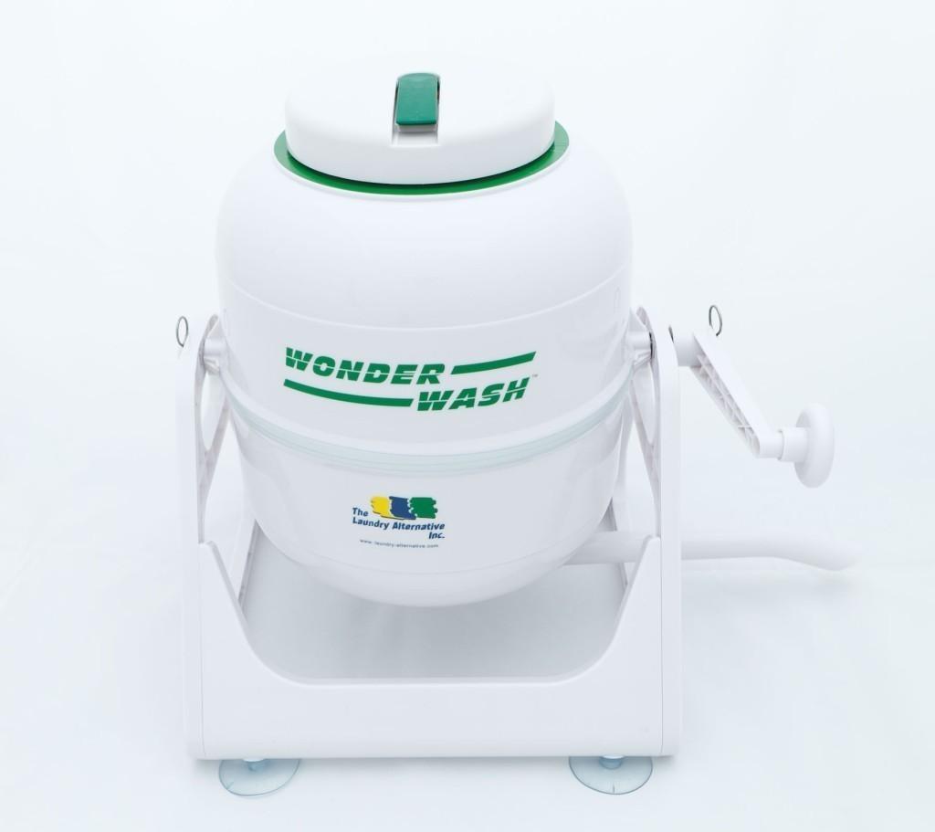 Mini wasmachine, goed wassen op de camping - KampeerMagazine.nl 7927329287cf