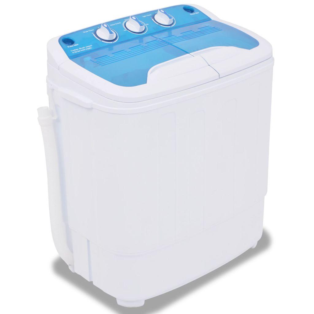 mini wasmachine goed wassen op de camping. Black Bedroom Furniture Sets. Home Design Ideas