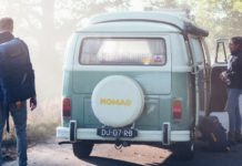 outdoor merk Nomad