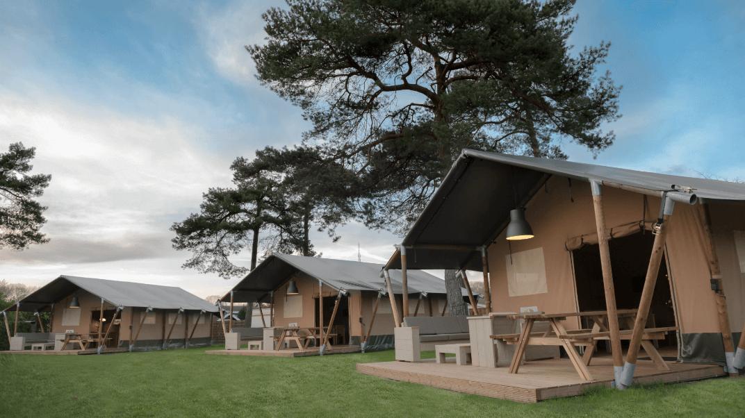Glampingtenten | Safaritenten & Lodges | Outstanding Tent