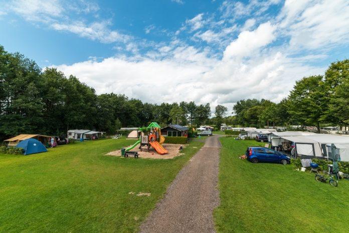 camping de Pallegarste