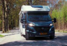 Rijden met de camper