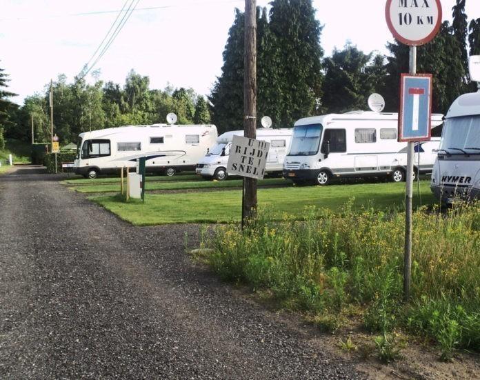Camping Waterschap