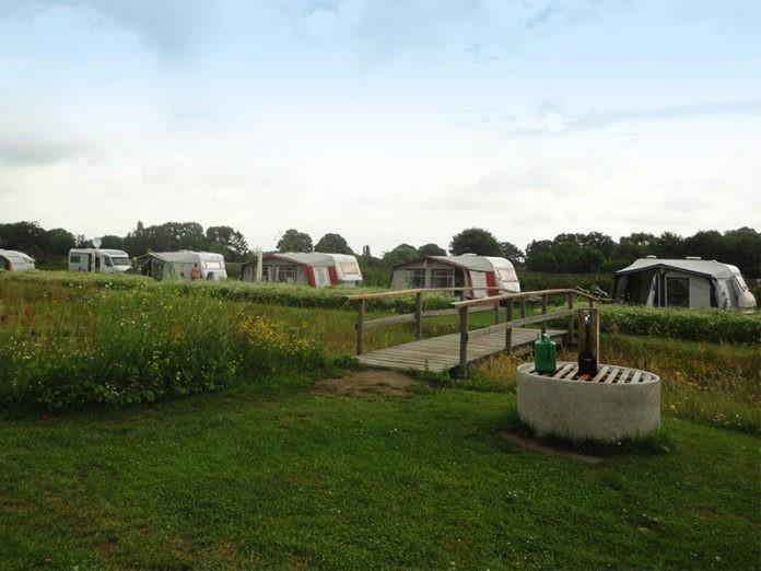 Camping de Kikker